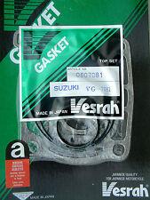 VESRAH Top End Gasket set kit Suzuki RM250 RM250N/P RM 250 1992-93 VG-7081