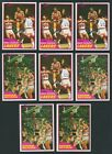 1981-82 Topps Basketball Cards 107