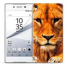 Funda para Móvil Sony Xperia Z1 Carcasa Bolsa de Protección Motivo Delgado TPU