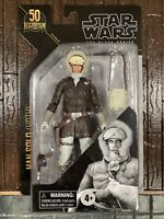 Star Wars The Black Series Archive Han Solo (Hoth) 6-Inch Action Figure In Stock