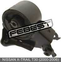 Rear Engine Mount (Hydro) For Nissan X-Trail T30 (2000-2006)