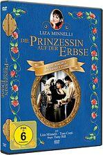 DVD *  Große Märchen mit großen Stars - DIE PRINZESSIN AUF DER ERBSE # NEU OVP >