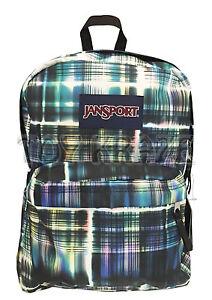 JANSPORT SUPERBREAK BACKPACK ORIGINAL 100% AUTHENTIC SCHOOL BAG DAYPACK NEW