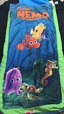 Disney Finding Nemo Fish SLEEPING BAG Pixar Play hut 2005