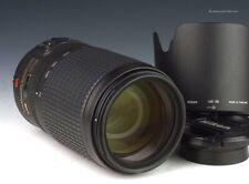 Nikon AF-S Nikkor 70-300mm f/4.5-5.6 G ED VR