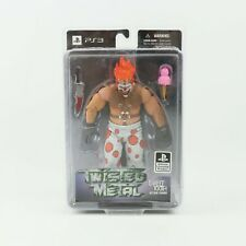 2010 DC Comics Twisted Metal SWEET TOOTH PS3 Action Figure nos VERY RARE