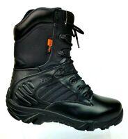 "Delta 511 Elite Series Cordura Black 8"" Tactical Ankle Boot 80636 Men's 12 EU 45"