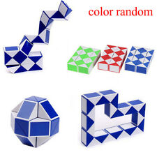 1Pc educational toy hot puzzles 3d cool snake magicular kids game Ew