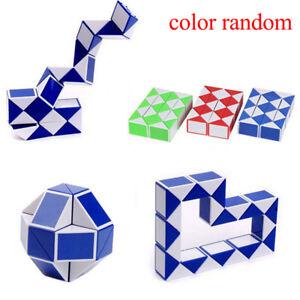 1Pc educational toy hot puzzles 3d cool snake magic ular kids game joJ_cd