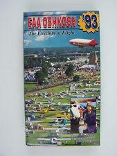 EAA Oshkosh '93 The Freedom Of Flight VHS Video Tape