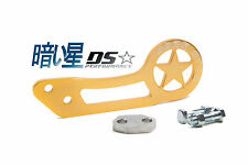 DARK STAR GOLD ALUMINUM POWDER COATED REAR TOW HOOK HONDA ACURA