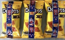 Doritos 3D Mexican chips Sabritas 3 BAGS, 45g NEWLY AVAILABLE EXP.DATE NOV 2020