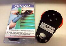 GIMAR LEVIGATRICE PIATTA ULTRA SOTTILE SOLO 13 mm spessore + cinghia OMAGGIO
