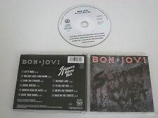BON JOVI/SLIPPERY WHEN WET(POLYGRAM 830 264-2) CD ALBUM