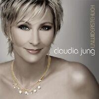 "CLAUDIA JUNG ""UNWIDERSTEHLICH"" CD NEW"