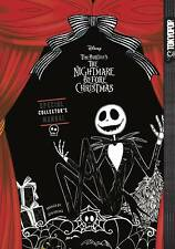 Tim Burton's Nightmare Before Christmas Limited Hardcover Manga GN New HC NM