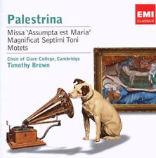 Palestrina: Motets & Mass, , Good