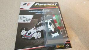PANINI  F1 COLLECTION - 1975 BRABHAM BT44B - C. PACE - 1/43 scale model car #20