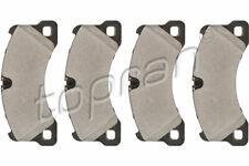 kit de plaquettes de frein avant PORSCHE Cayenne 9P7 VW Touareg 7L6 95535193963