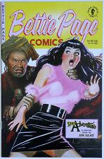 Bettie Page Comics Spicy Adventure - Dark Horse - Jim Silke
