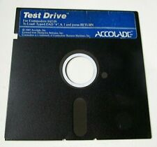 Commodore 64 Test Drive Floppy Disc only by Accolade