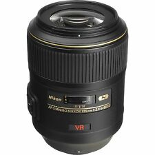 Nikon AF-S VR Micro-Nikkor 105mm f/2.8G IF-ED Lens for Digital SLR Cameras