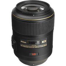 NEW Nikon AF-S VR Micro-Nikkor 105mm f/2.8G IF-ED Lens for Digital SLR Cameras