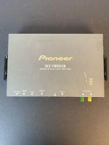 Pioneer GEX-P903XM XM Satellite Digital Tuner