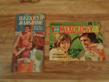 Vintage Lot of 2 Bartender Guides Your Weekend Barguide & Happy Hour Mixology
