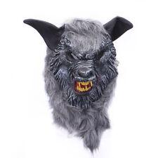 Halloween Devil Werewolf Wolf Fancy Dress Party Mask Animal Head Joke Mask GIFT
