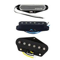 OriPure Tele Guitar Pickup Set Alnico 5 Single Coil Pickups for Nashville Tele