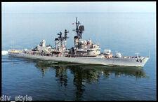 USS Dahlgren DDG-43 postcard US Navy warship Guided Missile Destroyer (cd2)