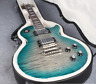 Starshine 1959 LP Standard Electric Guitar Solid Mahogany Body Flamed Maple TOP