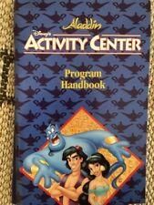 Windows Macintosh Game CD-ROM Disney Aladdin Activity Center 1994