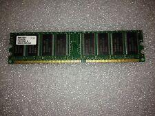 Memoria DDR Hynix HYMD116645A8-H AA 128MB PC2100 266MHz CL2.5 184-Pin