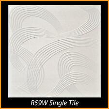 Ceiling Tiles Glue Up Styrofoam 20x20 R59 White lot of 112 pcs 295.68 sq ft