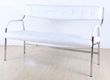 Einmaliges Sonderangebot Designerbank Leder Bank L/B/H 140 60 85 Sitzhöhe 45