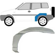 Nissan Terrano 2 II 3 Tür 1993-1999 Radlauf Reparaturblech Kotflügel / Links