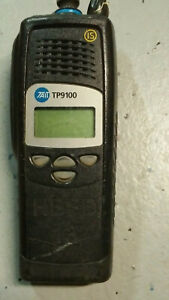 Tait TP9100 UHF 450-530MHz P25 Digital Portable Radio incomplete