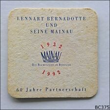 Lennart Bernadotte Und Seine Mainau 1932 1992 Coaster (B375)