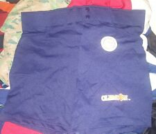 Russell Athletic Vintage CLEMSON TIGERS NAVY BLUE shorts Size XL NCAA