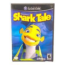 DreamWorks' Shark Tale - (Nintendo GameCube 2004) Complete Game CIB - Tested
