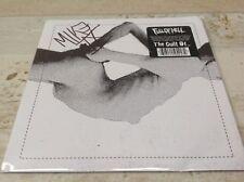 """FULL OF HELL / The Guilt Of... SPLIT 7"""" CLEAR VINYL signed by Mike lX Eyehategod"""