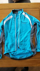 Polaris Women's Jacket microfleeceUK 10 Blue full arms/zip