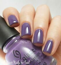 CHINA GLAZE nail lacquer polish with hardeners in 1322 all aboard  -  15ml