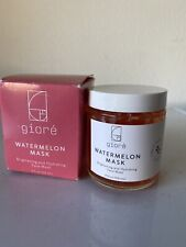 Giore Watermelon Mask 4fl Oz Brightening & Hydrating Face Mask