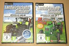 2 x agricoles Simulateur Add on gamescom