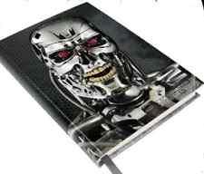 T2 - Terminator 2 T-800 Judgement Day embossed hardback Journal