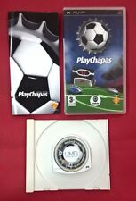 PlayChapas Football Edition - PSP - USADO - BUEN ESTADO
