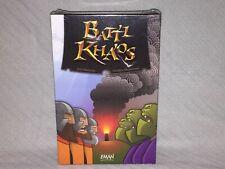 BATT'L KHA'OS Battle Chaos Board Tile Fantasy War Game by Z-Man Games Ages 10+